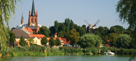 Havelland, Rathenow, Potsdam © Martha Damus