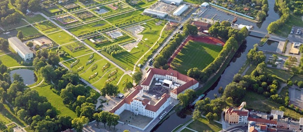 Oranienburg: Stadtgeschichte zwischen Feinsinn und Barbarei. Foto: Robert Tremmel