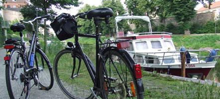 Fahrrad-Urlaub