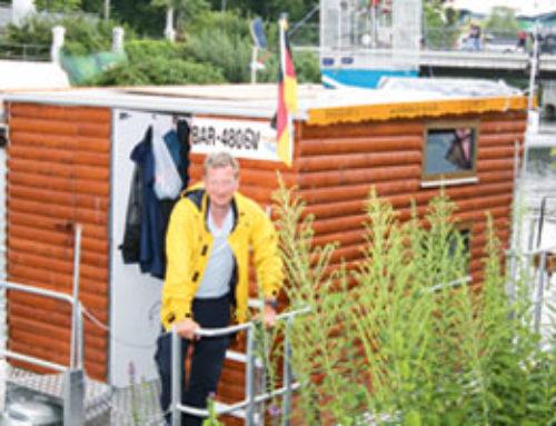 Floß-Abenteuer Havel: Seenland unterwegs mit Comedian Michael Kessler