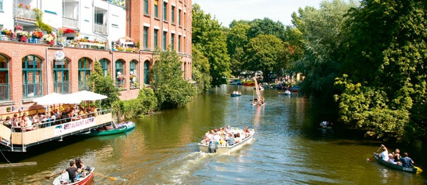 Neue Seen zum Baden, Skaten und Segeln entstehen im Leipziger Neuseenland und Lausitzer Seenland.
