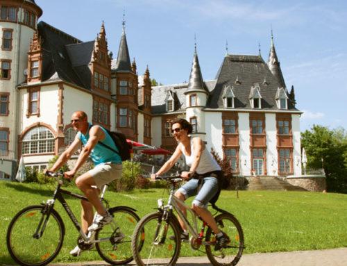 Müritz-Rundtour: Sehenswürdigkeiten bei einer Fahrradtour um die Müritz