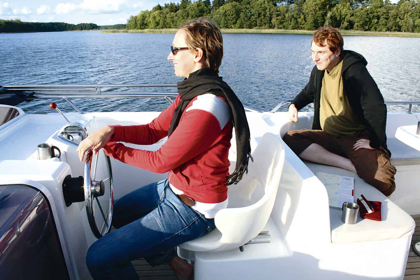 Rheinsberger und Zechliner Gewässer © Magazin Seenland