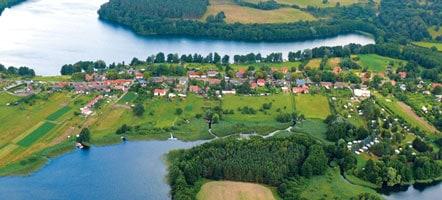 Feldberger Seenlandschaft - eine Region voller seltener Natur- und Kulturschätze. © Monika Hippe