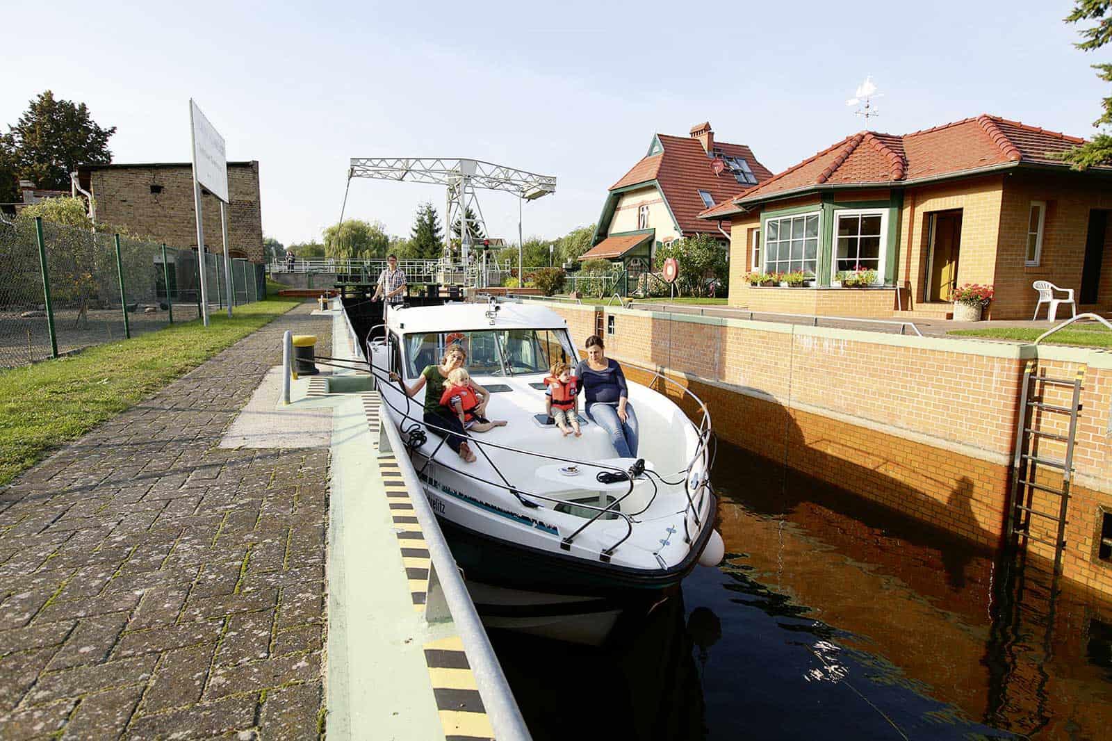 Bootstour Ruppiner Gewässer, Kremmen, Oranienburg © Magazin Seenland