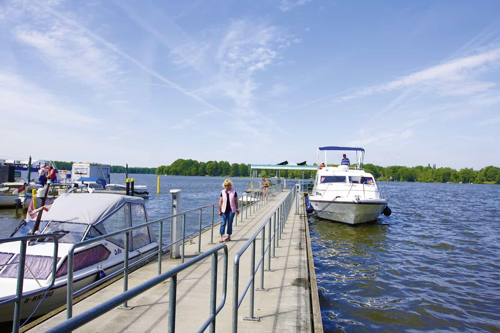 Bootstour Dahme-Seenland, Teupitzer Gewässer, Storkower Gewässer, Scharmützelsee © Magazin Seenland