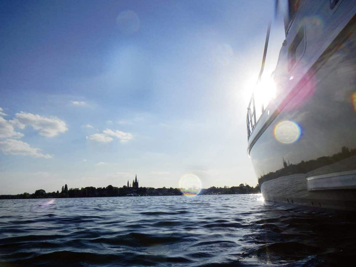 Hausboot, Müritz, Havelland © Magazin Seenland