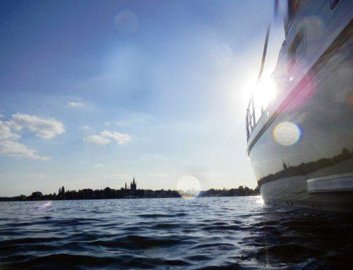 Seepferdchen auf der Havel – Von der Müritz ins Havelland