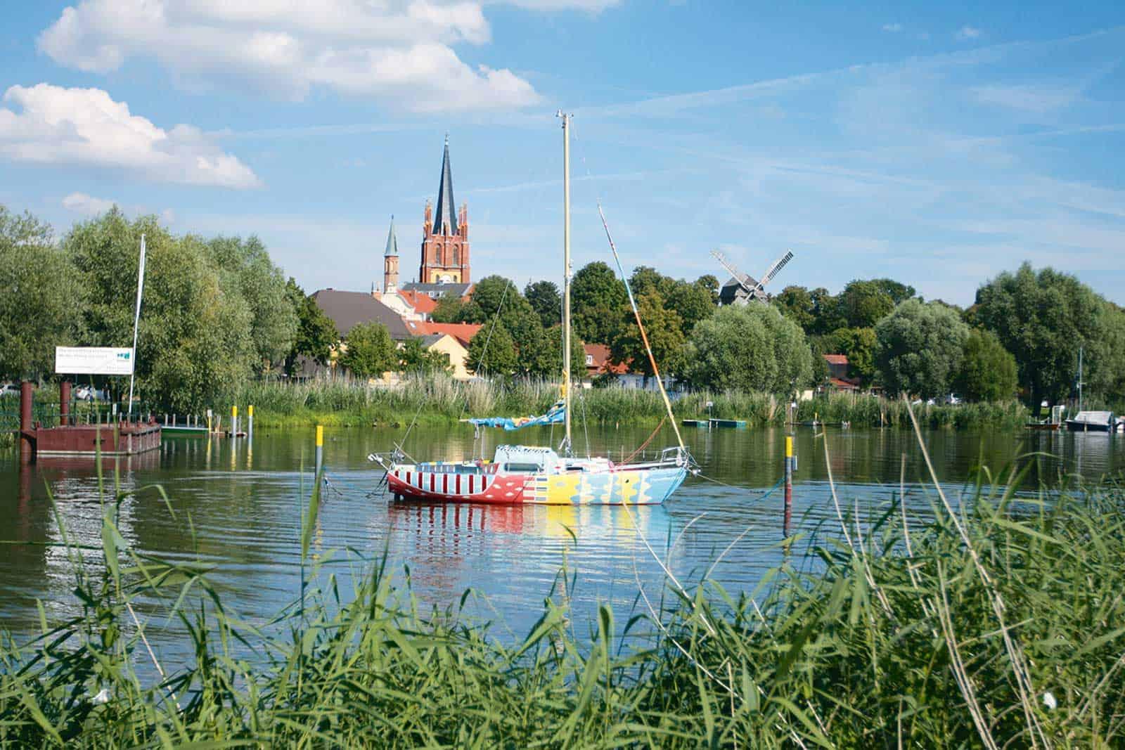 Berlin, Werder/Havel, Müritz, Hausboot © Magazin Seenland