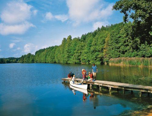 Tourenvorschlag: Mit dem Kanu durch den Müritz Nationalpark