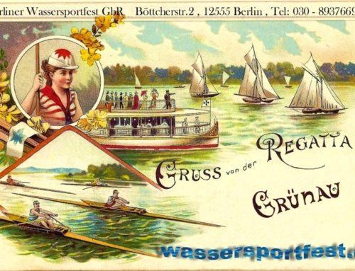 1. Berliner Wassersportfest ruft am sonnigen Wochenende nach Grünau!