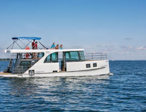 Urlaub auf und am Wasser: Open Ship-Veranstaltung im Hafendorf Müritz