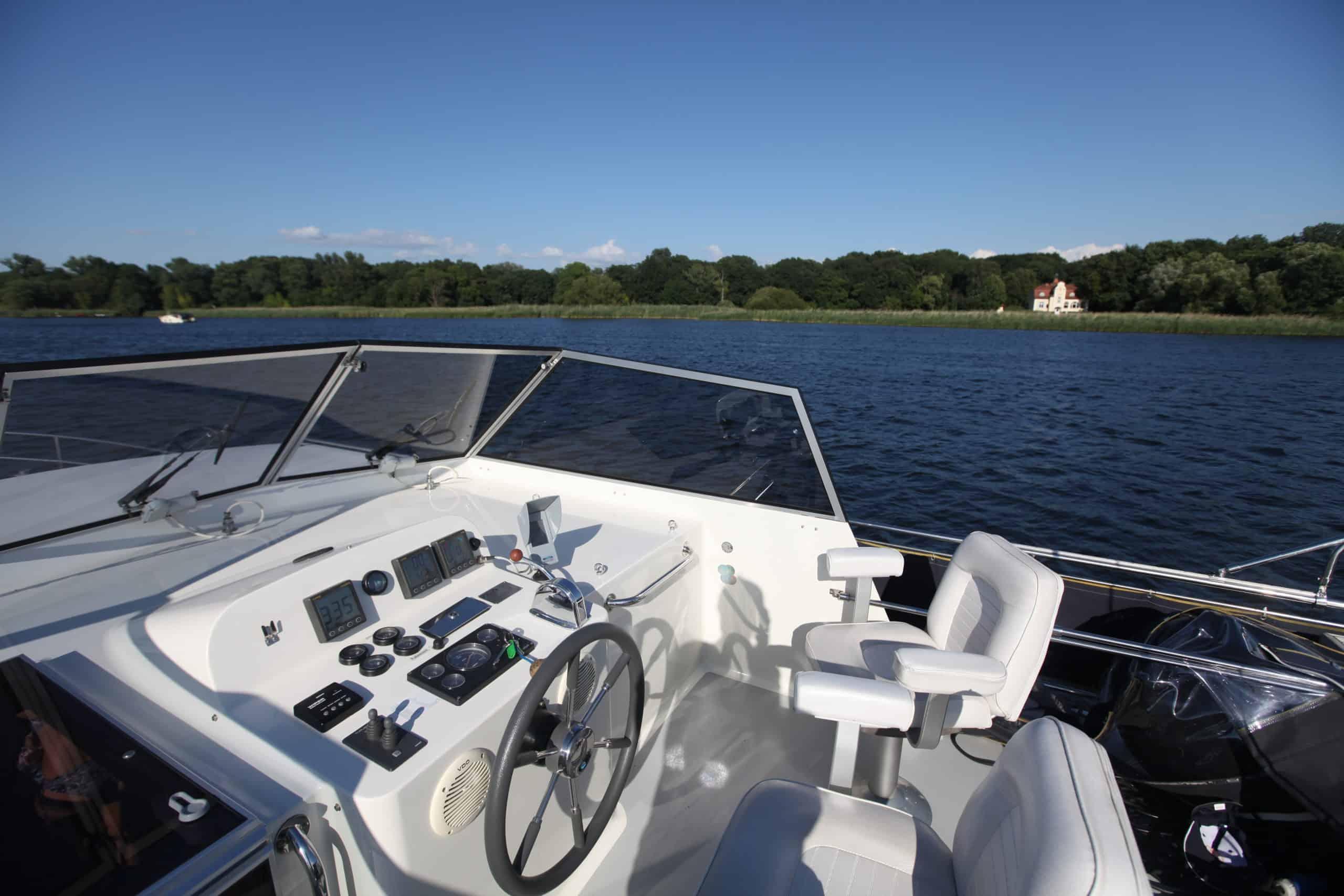 Hausboot Urlaub Führerschein