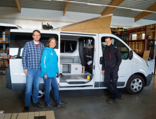 Camper-Ausbau: Auszeit auf vier Rädern