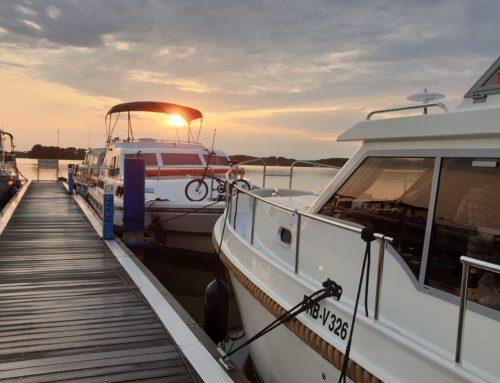 Motoryacht- und Hausboot-Anbieter
